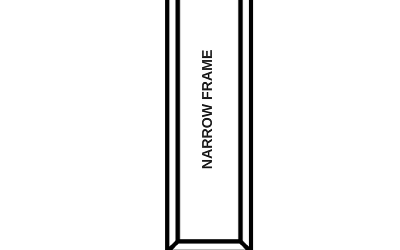 narrow-frame